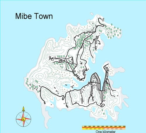 Mibe Town